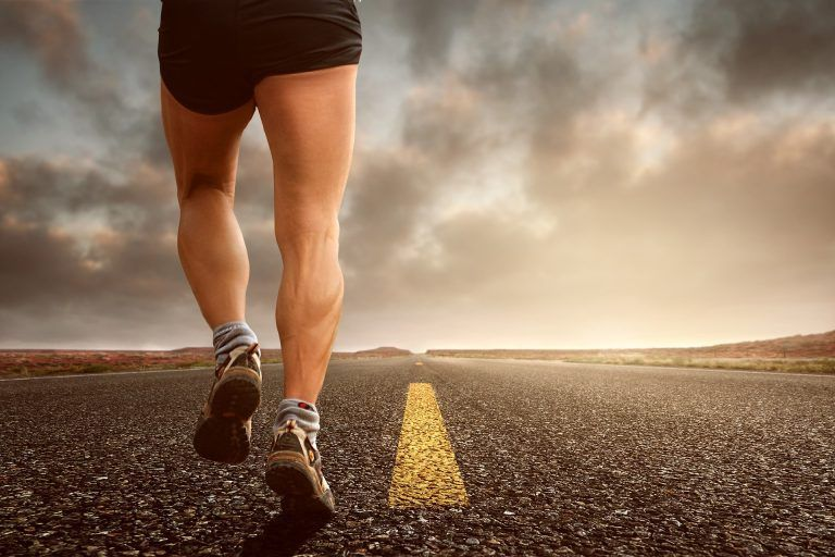 correr y running
