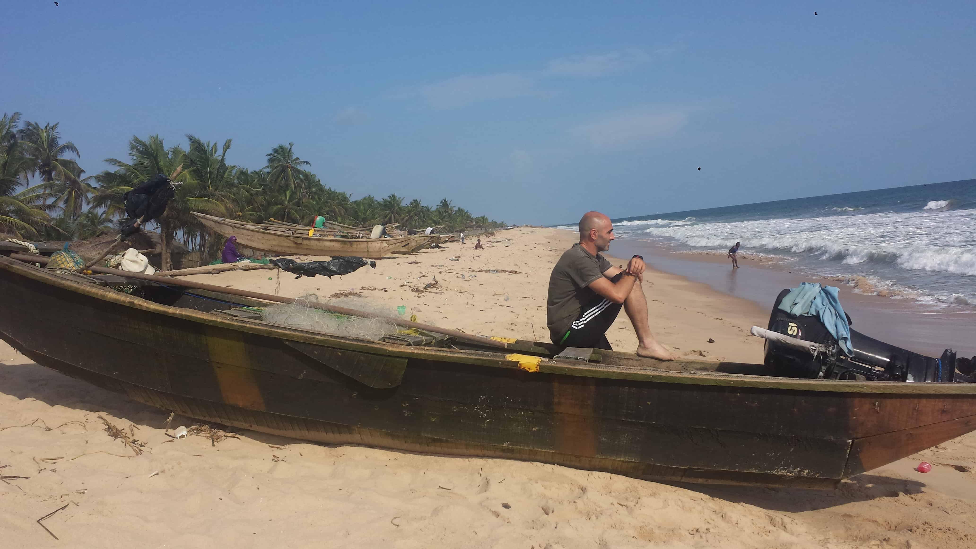 playa de Nigeria en Lagos