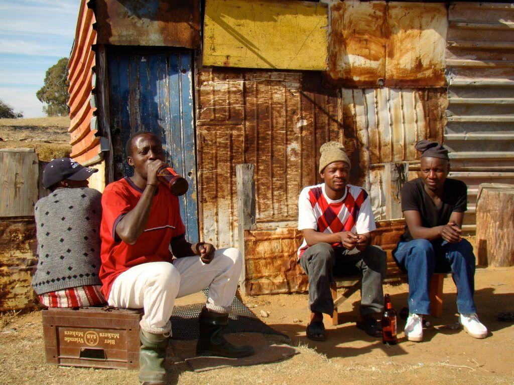 bar africano