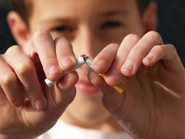 Dejando de fumar y el tabaco