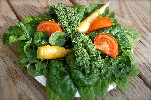 comida sana para ser productivo