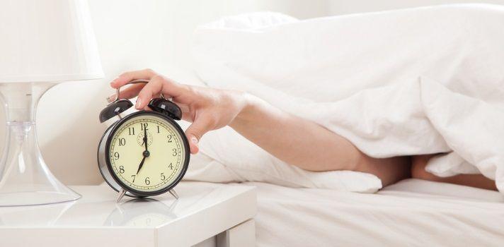 madrugar y productividad