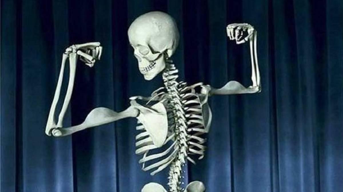 correr ayuda mantener huesos fuertes