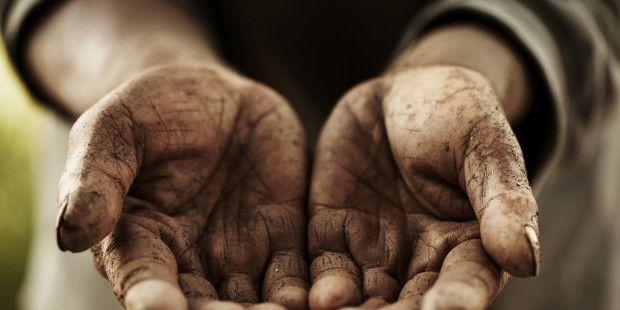 tener humildad