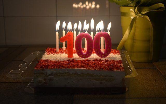 vivir 100 años
