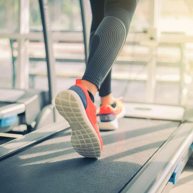 cinta de correr puede ser aburrida y no motivar